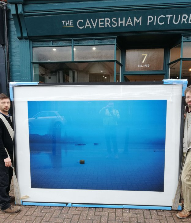 Picture Framing, Framing Photographs, The Caversham Picture Framer