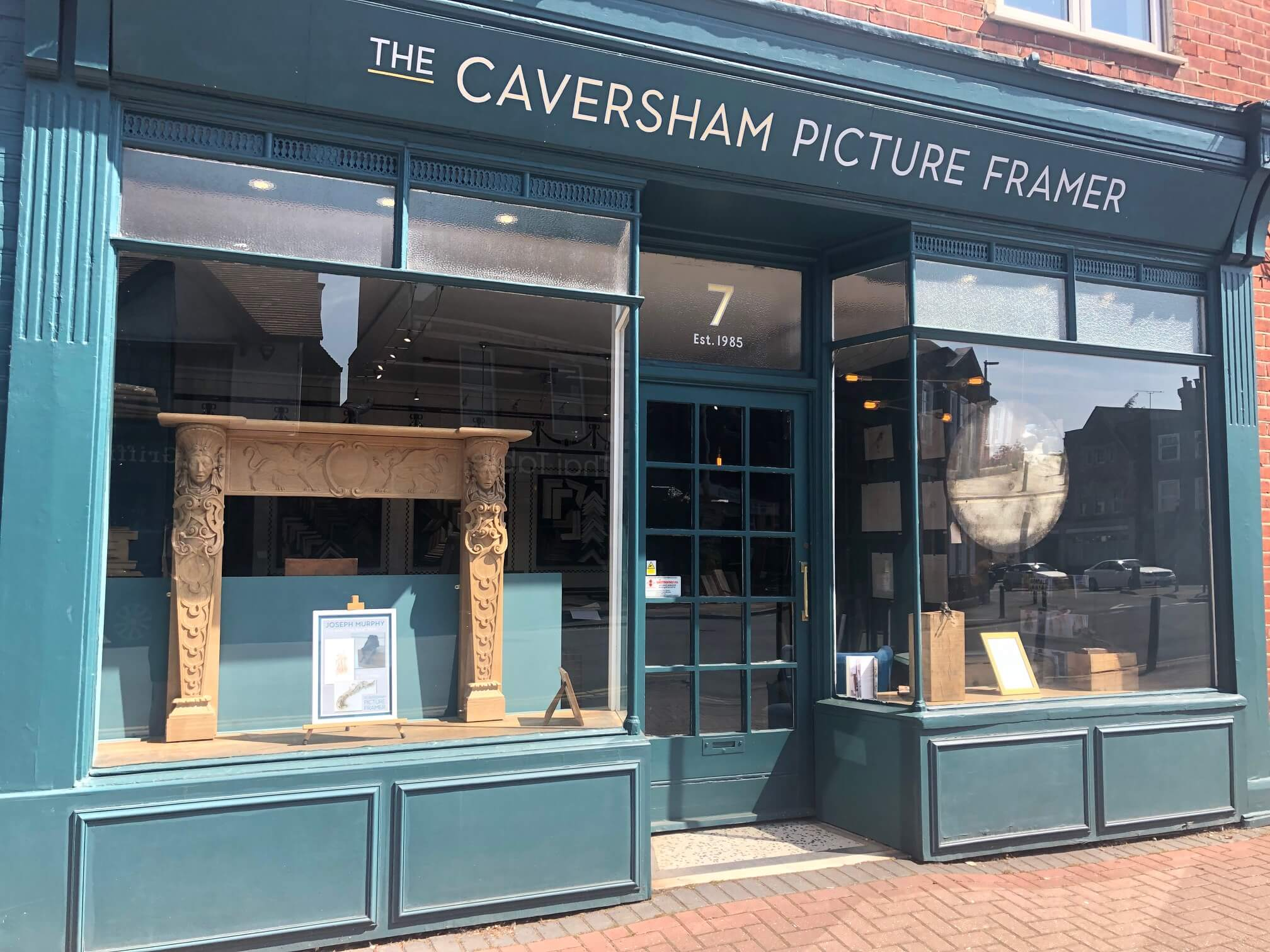 Caversham Picture Framer Reading