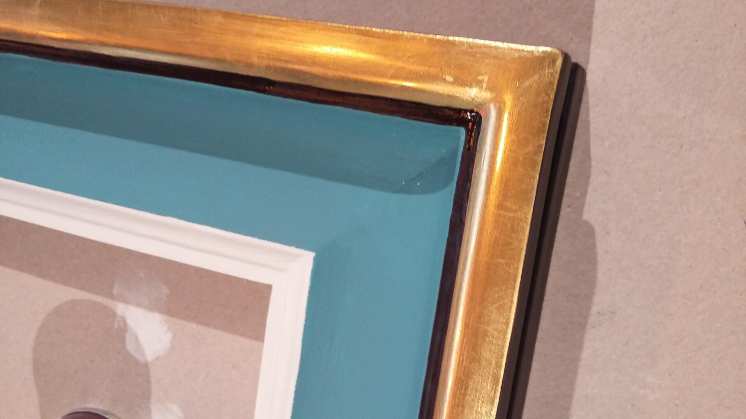 Hand Gilded Picture Frames