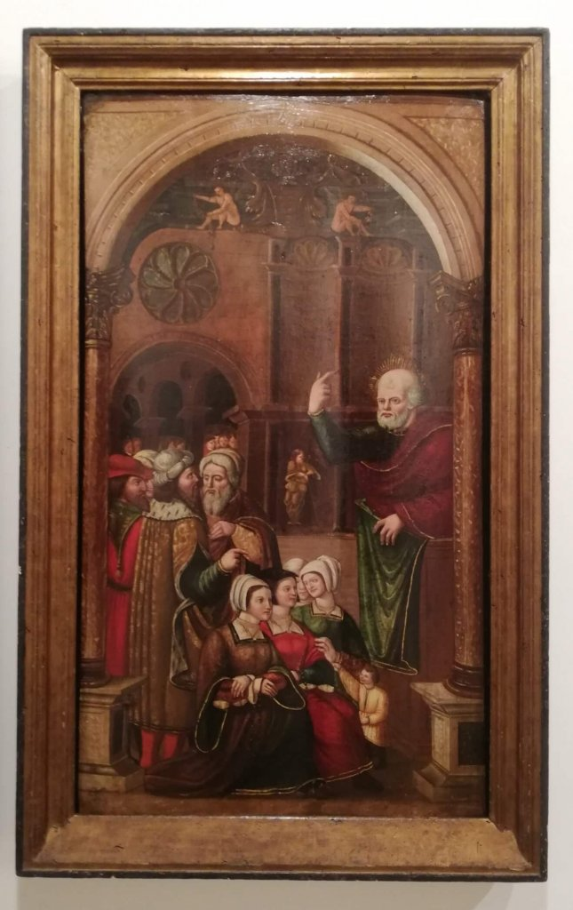 Tabernacle picture frames