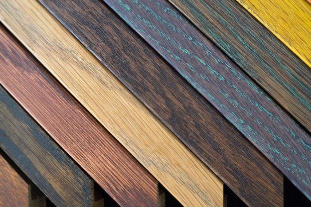 coloured frames